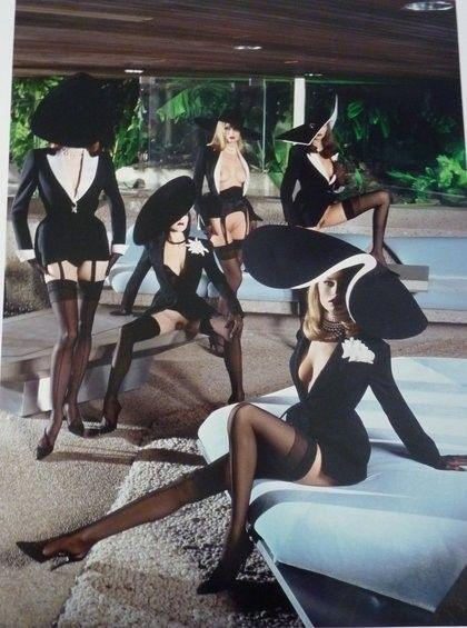 Thierry Mugler - fashion & Photography  Fabulous!