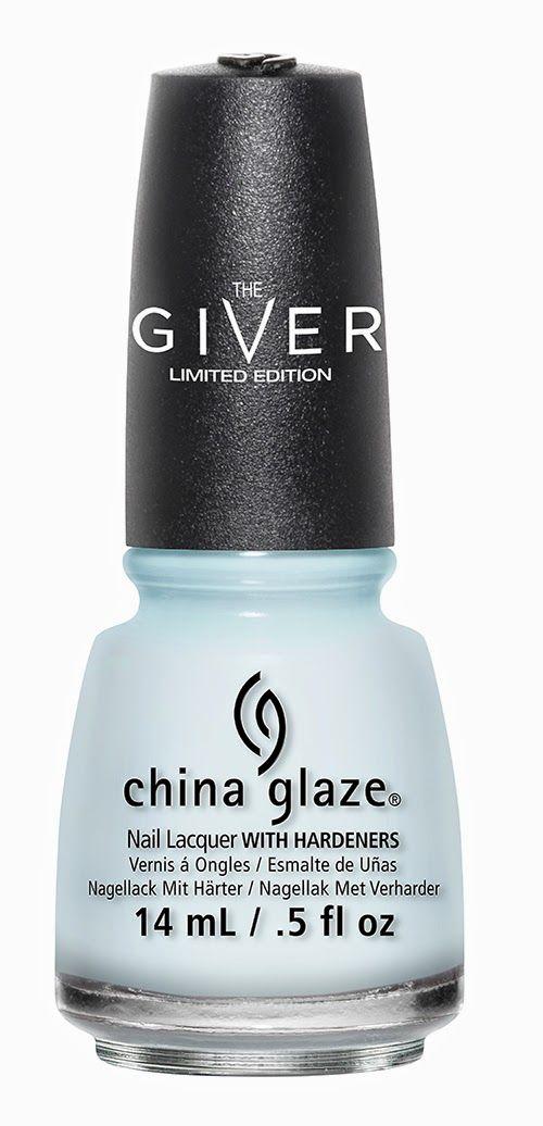 Polish Galore: China Glaze The Giver