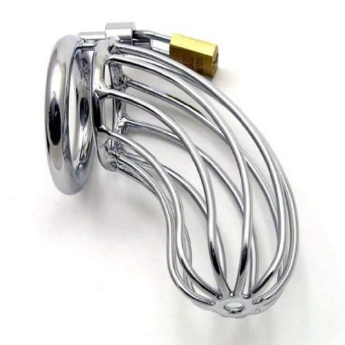 Male Chastity DeviceThe Bird Cage / Diamondring De Luxe / Lancelot Diamond Tube * Find out more details @ http://www.myvacationdestinations.com/naughtystore/male-chastity-devicethe-bird-cage-diamondring-de-luxe-lancelot-diamond-tube/?ij=260716021107