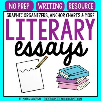 prompts for literary essays samples