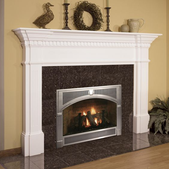 Gas Fireplace Renovations : Lopi hearthview trv gas fireplace for the home