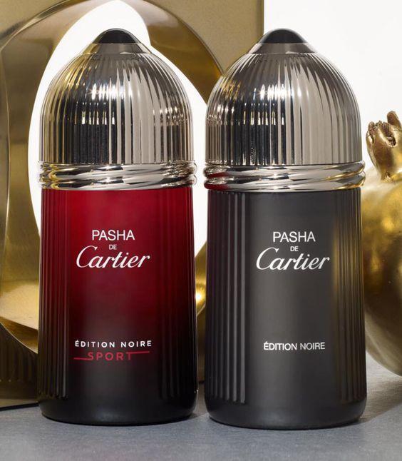 Pasha de Cartier Edition Noire Eau de Toilette Spray, 3.3 ...