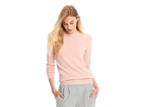 Slideshow: The Coziest—And Most Affordable—Cashmere Sweaters