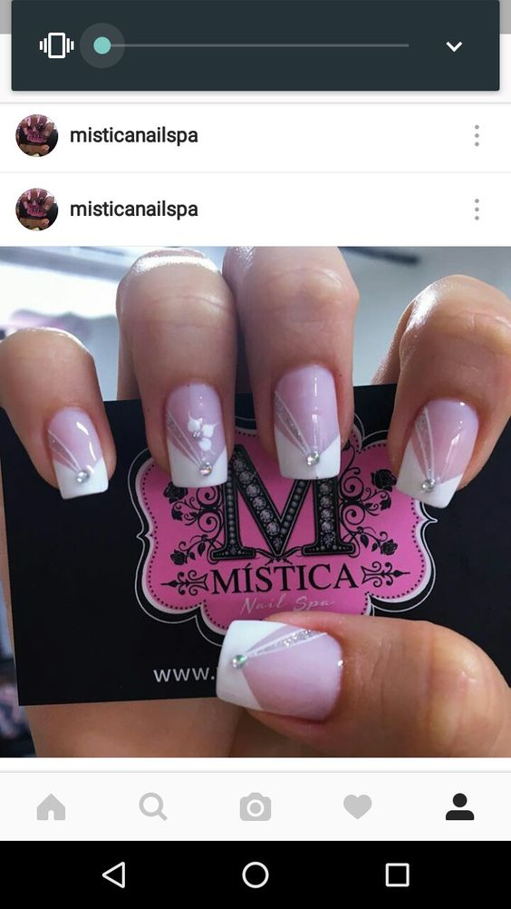 Pin de joanna otero en Nails | Pinterest