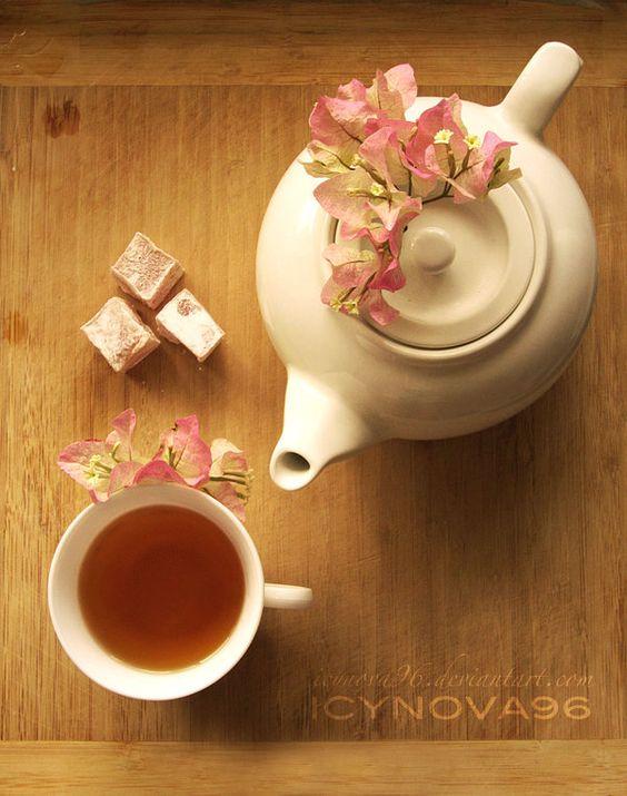 Tea Time by icynova96