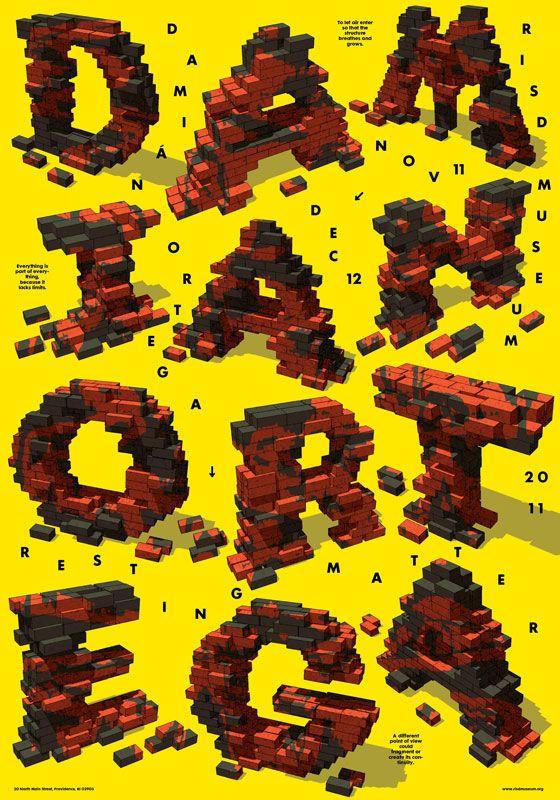 Sang Mun- Damian Ortega poster