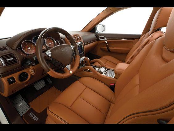 2008 TechArt Magnum based on Porsche Cayenne