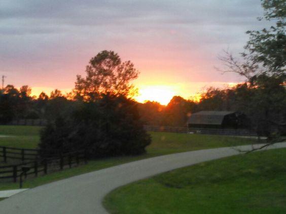 Ky sunset
