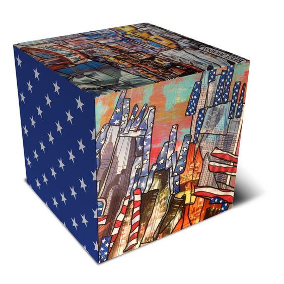 cube NYCIII by Gregory Berben