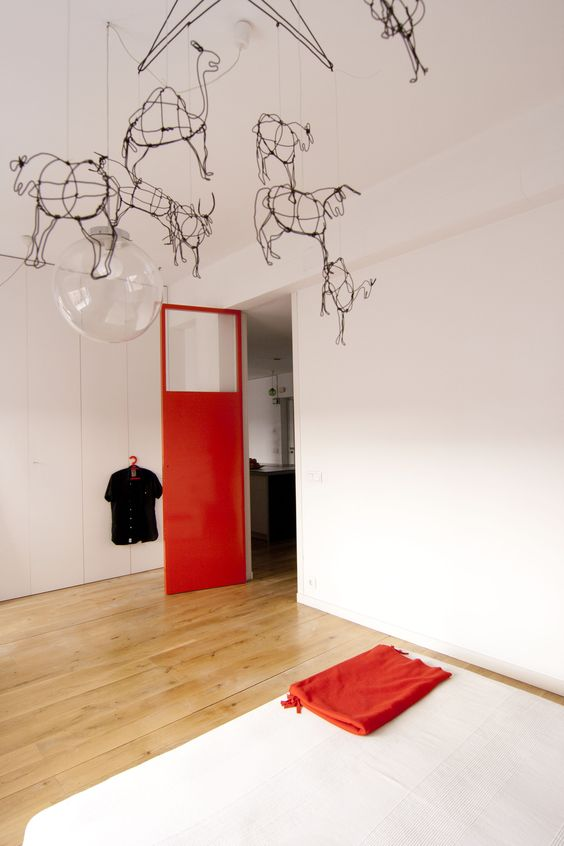 Ideas de decoracion de dormitorio, estilo eclectico diseñado por ...