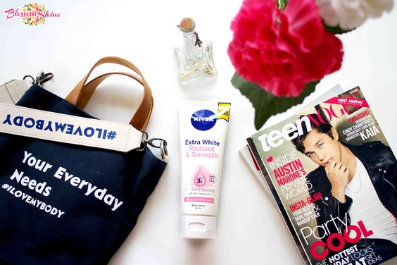 NIVEA Extra White Radiant & Smooth Body Serum