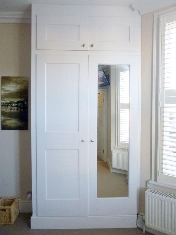 Kids built in wardrobes wardrobes pinterest for Master bedroom cupboards