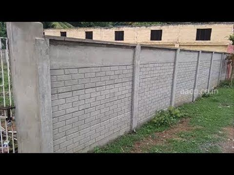 P A Fencing Decorative Concrete Fence Panels York Youtube