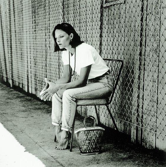 Jodie Foster © Anton Corbijn