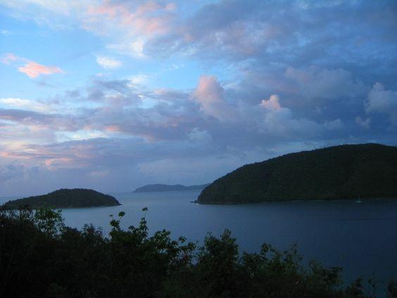 Virgin Islands National Park, 1300 Cruz Bay Creek, St. John, VI 00830, Pannenske Ostrovy