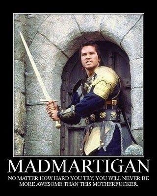 Yep- Mad Martigan, from Willow: Osom Movies, Madmartigan Willow, Willow Movie, Fav Movies Actors Tv Books, Favorite Movies Tv, Val Kilmer, Crush Madmartigan, Favorite Films, Willow Valkilmer
