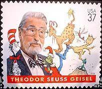 BBC NEWS | Entertainment | 10 facts about Dr Seuss