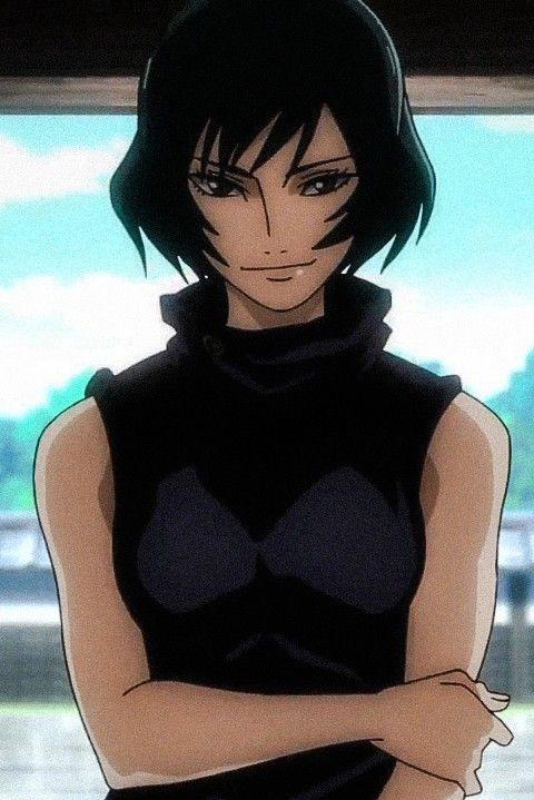 Zenin Mai Jujutsu Anime Manga