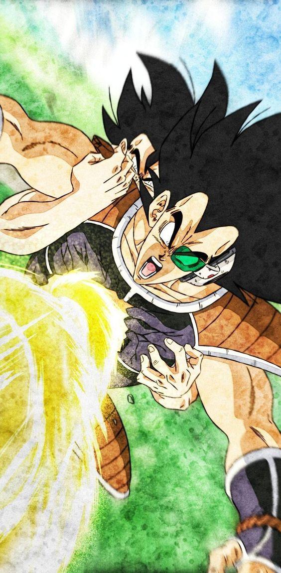 Raditz Y Goku Muere