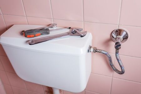 Save On A Plumber And Repair Your Leaking Toilet Yourself Toilet Tank Diy Bathroom Bathroom Repair