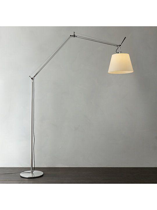 Artemide Tolomeo Mega Terra Floor Lamp Floor Lamp Flooring