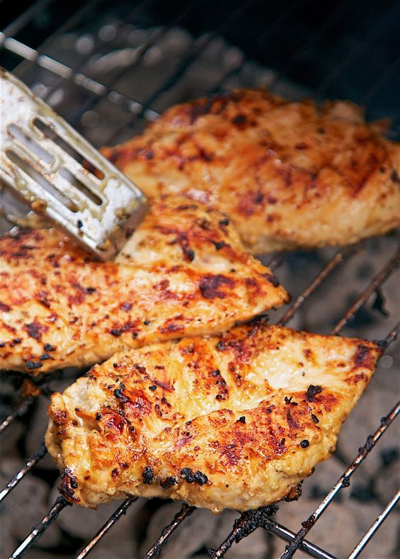 ... Lime Ranch Grilled Chicken   Grilled Chicken, Cilantro and Lime Juice
