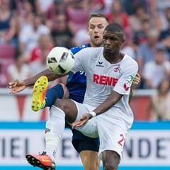 Bundesliga - FC Cologne defeat SV Darmstadt 98 2-0