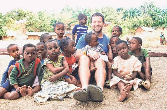 go on a humanitarian/mission trip to Africa (other places as well)