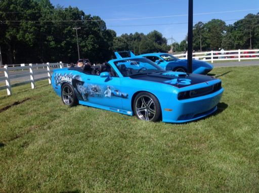 Richard Petty's Mopar