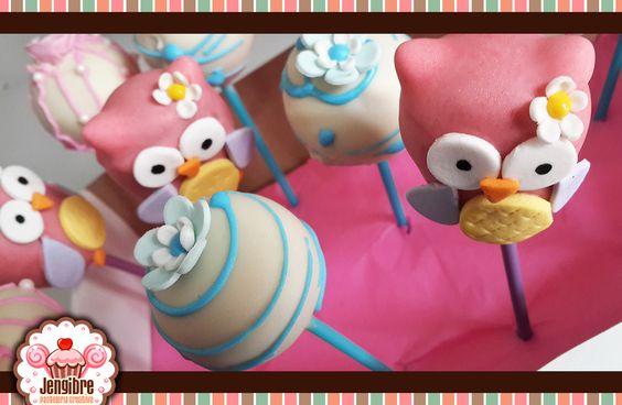 #owl #buho #cake #alfajorcitos #cupcakes #cakepops #girl