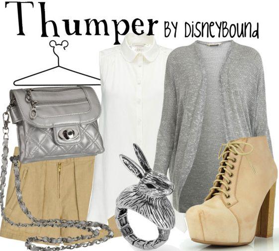 Disney Bound Thumper