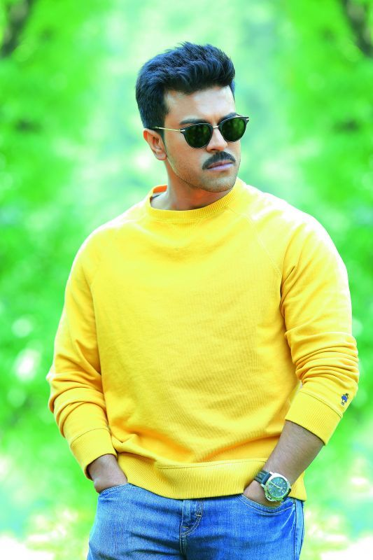 Ram Charan Birthday Real Name Family Age Weight Height Wife