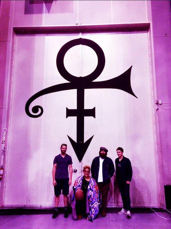Media Tweets by Alabama Shakes (@Alabama_Shakes)   Twitter - 1 Jun 2015 Excited for tonight at Paisley Park!! We go on at 9pm. Many thanks to @Prince3EG for having us here today.