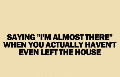 All the time. Lol