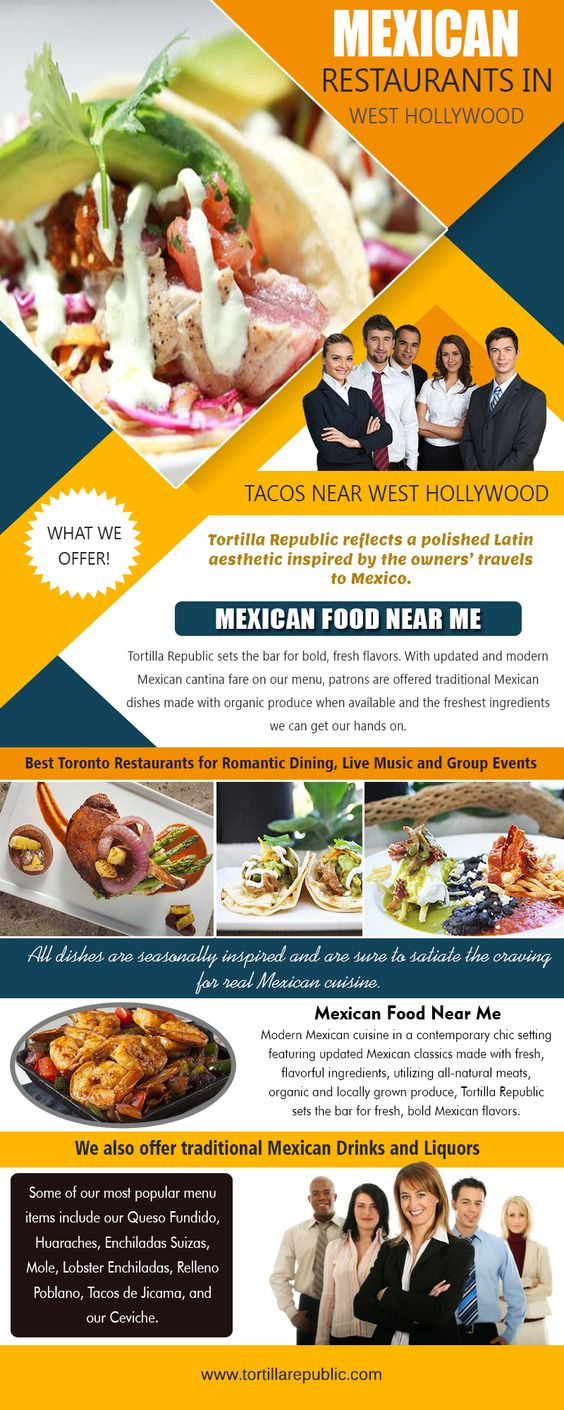 Mexican Restaurants In West Hollywood