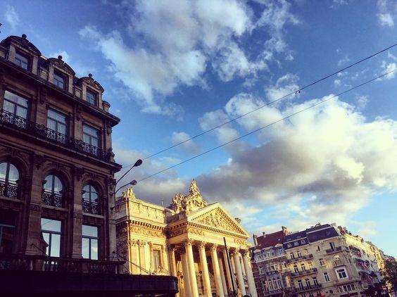 #gregorykauffmannphotography #travel #belgium #belgique #brussels #bruxelles #placedelaboursebrussels