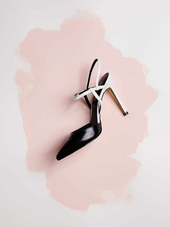 Spring heels #IvankaTrump