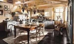 Lo stile country è uno stile ben preciso, né classico né moderno, che dal nome stesso prende dichiaratamente spunto da quello delle cucine di campagna di una volta.