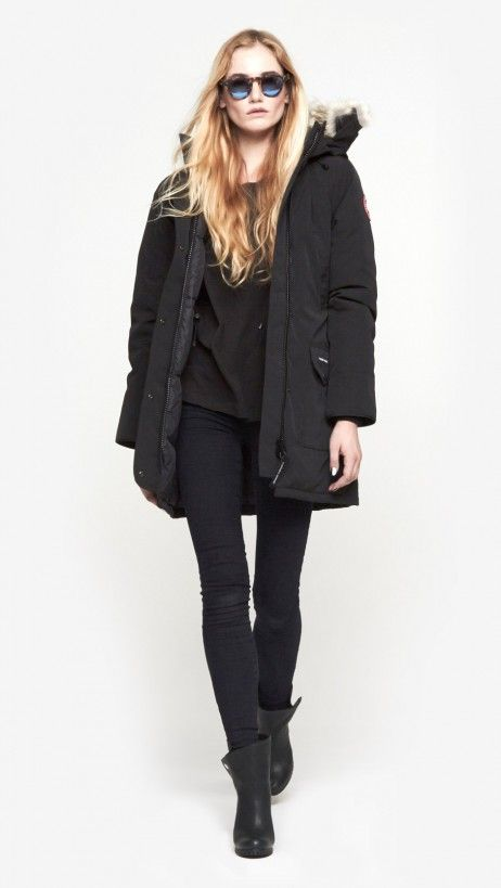 Canada Goose chilliwack parka replica store - Trillium Parka by Canada Goose | Style | Pinterest | Canada Goose ...
