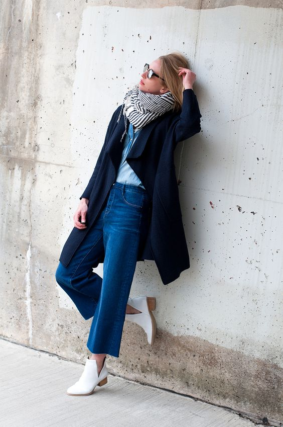 Wide Leg Crops - The Perfect Spring Jean