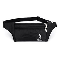WOM-HOPE® Best Waterproof Ultra-light Running and Fitness Workout Waist Belt Bag Waist Pack For Sports And Travel - Running, Hiking, Biking, Walking Stealth Bag Modern Fanny Pack / Bum Bag / Waist Pack Pouch Carries Mobile Phone,Card,Key, Personal Items And Accessories - Adjustable Belt Fits Men and Women (Black) WOM-Outdoor http://www.amazon.com/dp/B00XMZ4LXM/ref=cm_sw_r_pi_dp_25GCwb0AF6G5N