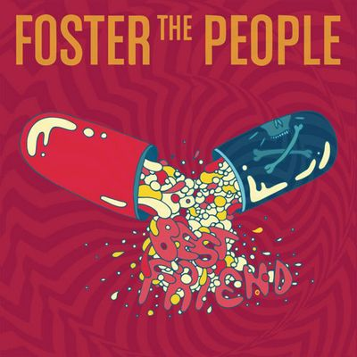 Foster the People – Best Friend (single cover art)