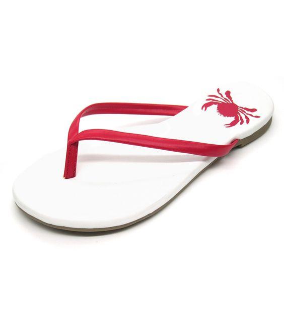 Flip Flop Crab  | Summer Fashion | Summer Inspiration