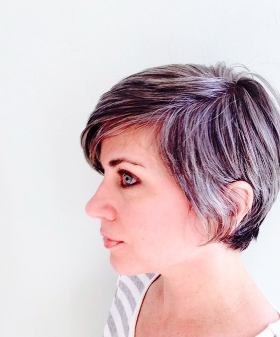 how to make a pixie cut