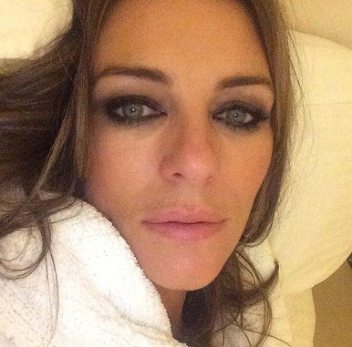 elizabeth hurley instagram | Elizabeth Hurley s fanúšikmi intenzívne komunikuje prostredníctvom ...