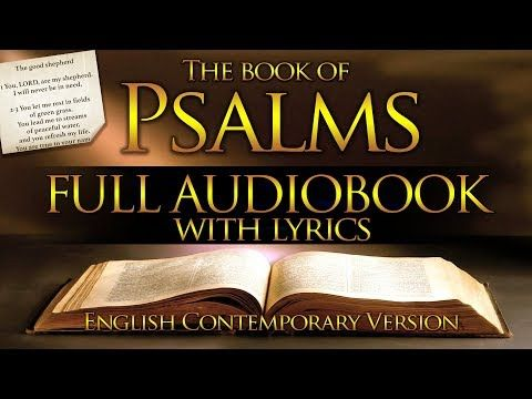 Holy Bible Audio: PSALMS - Contemporary English Dramatized