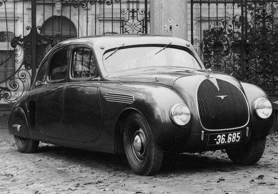 Skoda 935 (Czechoslovakia, 1935)