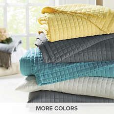 Coverlets - Quilted Coverlets - Matelasse Coverlets - Grandin Road