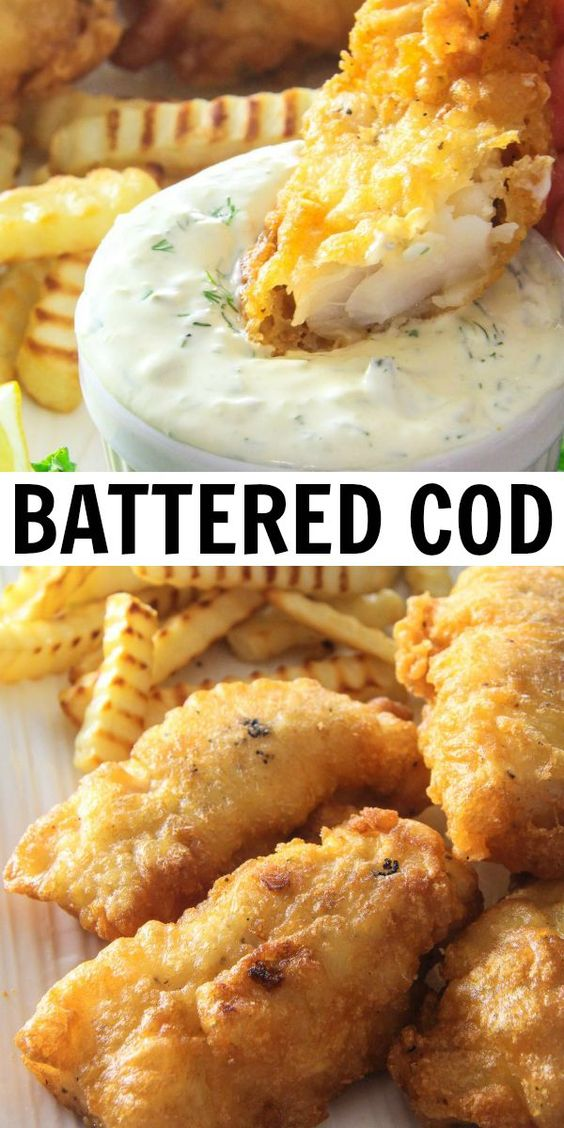 Fish is healthy and easy to bake, grill, or fry. From beer battered cod to crunchy fish tacos, you'll be hooked on these healthy fish recipes. healthy fish recipes | fried fish | white fish recipes | easy fish recipe | fish recipes for dinner #fish #recipes