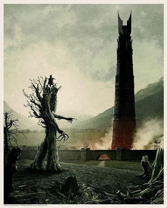 Tag a friend with whom you would march against Isengard with the Ents . . . . . . . . . #lordoftherings #thetwotowers #twotowers #isengard #saruman #sarumanthewise #sarumanthewhite #uruk #urukkhai #ents #merry #pippin